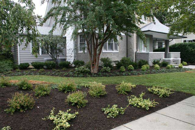 Maryland Front Yard Landscaping