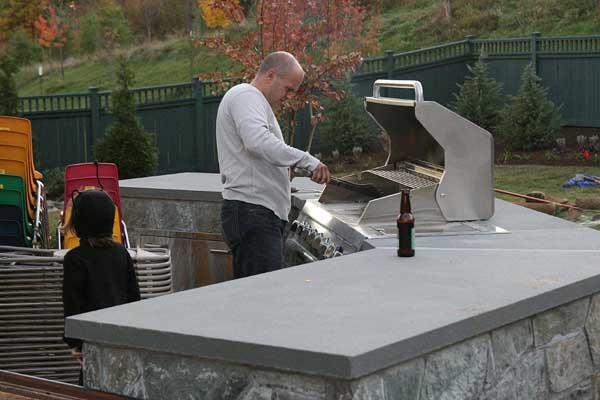 Silver Spring MD Outdoor Kitchens