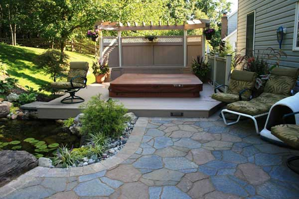 Laurel MD Landscape Design