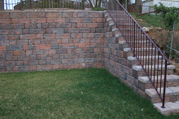 Germantown MD Retaining Wall
